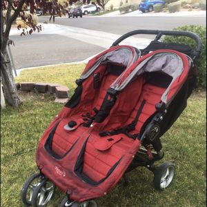 Baby Jogger Double Stroller for Sale in Las Vegas, NV