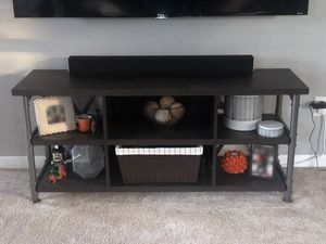 Rustic/Industrial TV Stand for Sale in Southfield, MI
