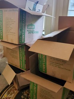 Free Moving Boxes for Sale in Snohomish,  WA