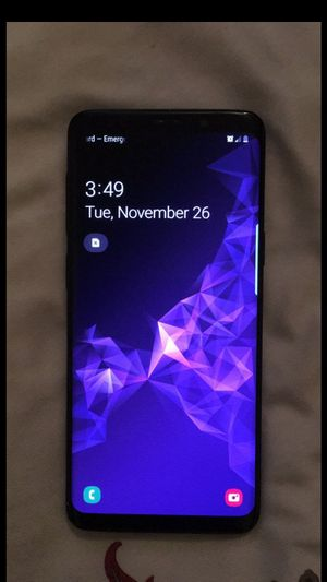 Samsung S9 Galaxy for Sale in Bellflower, CA