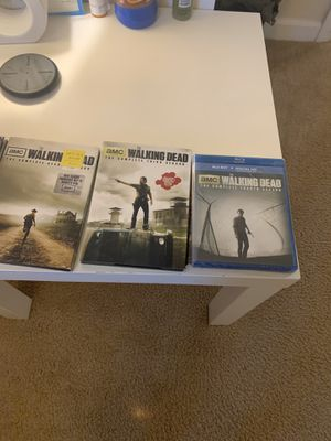 The Walking Dead First Four Seasons for Sale in Concord, NC