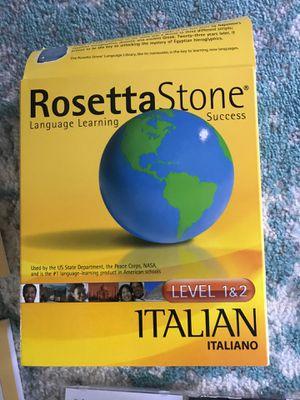 ITalian Language program! Level 1 @ 2 for Sale in Baltimore, MD