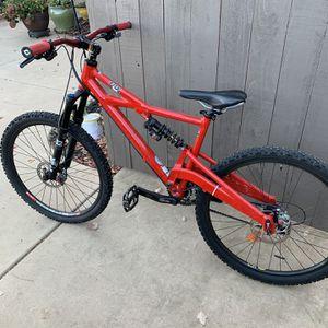Cannondale Prophet Mountain Bike With Fox Shocks for Sale in El Dorado Hills, CA