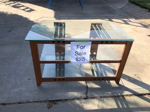 TV Stand Entertainment for Sale in Fresno, CA