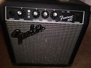Fender electric guitar amp for Sale in Fresno, CA