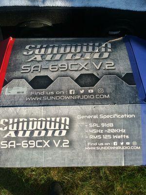 Sundown speaker's 6×9's for Sale in Wyoming, MI