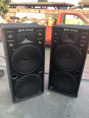 DJ equipment (Sold together) for Sale in Montebello, CA