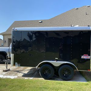 2020 Interstate 6x12 Enclosed Trailer for Sale in Rockwall, TX