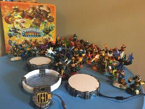 Skylander Games and Figurines for Sale in Fairfax, VA