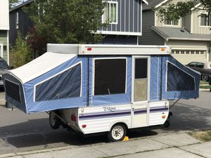 1996 Viking sp170 Tent trailer sleeps 6-8 for Sale in Fife, WA