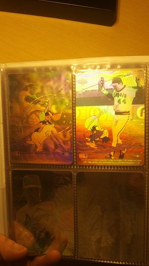 HOLOGRAM baseball and Spiderman Cards for Sale in Columbia, SC