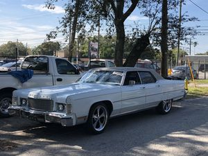 1974 Lincoln Continental Original Survivor Low Miles Ready to Go for Sale in Tampa, FL