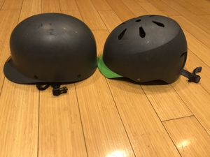 2x wakeboard helmets sandbox and bern for Sale in San Francisco, CA