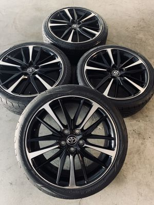 """19"""" Toyota Camry XSE Wheels Rims Tires Rines OEM for Sale in Gardena, CA"""