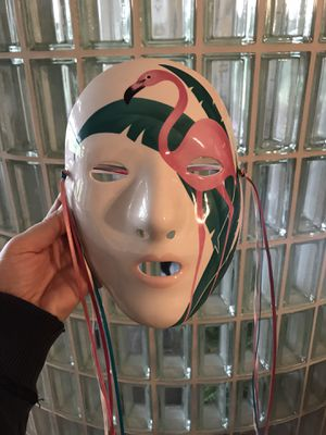 Beautiful porcelain mask for Sale in Bonney Lake, WA