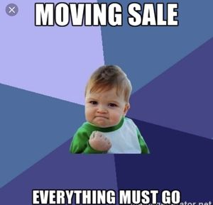 Everything must go By 6pm for Sale in Washington, DC