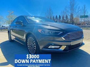 2017 Ford Fusion Energi for Sale in Sacramento, CA