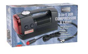 3 in 1 Air compressor and flashlight for Sale in La Puente, CA
