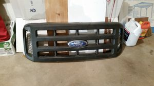 Ford F550 grille, perfect, with all mounting hardware, may fit other models, for Sale in Colona, IL