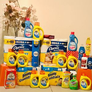 Tide XL Household Bundle for Sale in Columbia, SC