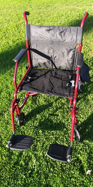 Wheelchair ultralight weight..18 for Sale in Buena Park, CA