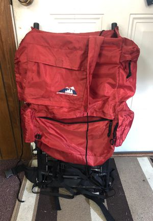 Authentic adventure gear hiking backpack like new for Sale in Westerville, OH