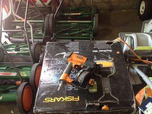 Ridgid nail gun 18 gauge 120 psi max for Sale in Phoenix, AZ