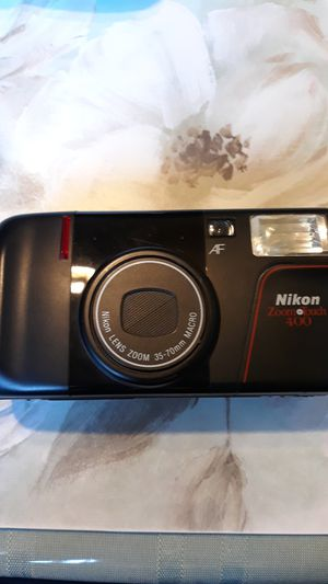 Nikon Zoom Touch 400Point and Shoot Film Camera for Sale in Lynwood, CA