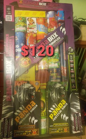 FIREWORKSSSSS for Sale in Los Angeles, CA