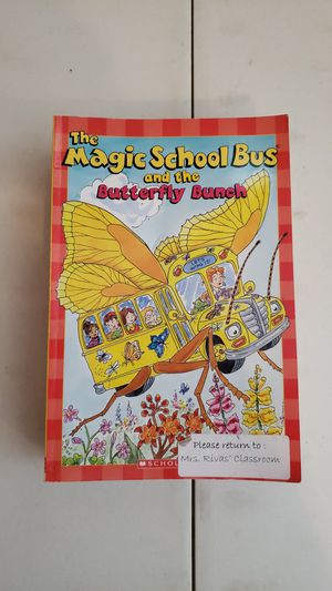 Magic school bus and the butterfly bunch for Sale in Olympia, WA