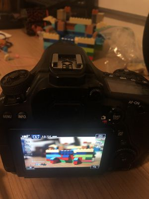 Canon 80d + Sigma 18-35 for Sale in Washington, DC