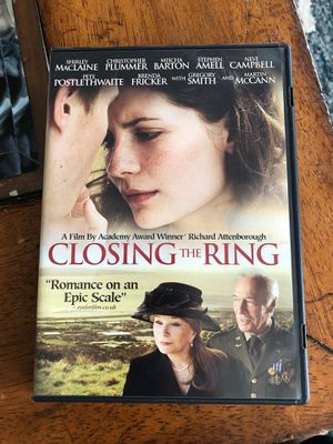 Closing the Ring DVD for Sale in Westminster, CO
