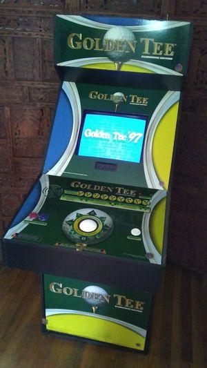 Golden Tee '97 Arcade Game for Sale in Morrow, GA