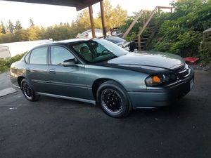 2005 Chevy Impala todo original funciona ala perfección for Sale in Everett, WA