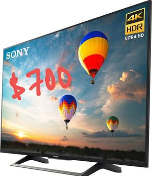 Brand New Sony KD55X720E Sony 55-inch 4K HDR Ultra HD Smart LED TV Still sealed in box for Sale in Los Angeles, CA