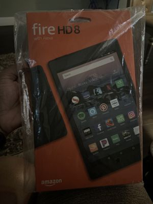 Amazon Fire Tablet 8 16G for Sale in Tampa, FL