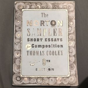 The Norton Sampler: Short Essays for Composition 9th Ed. for Sale in Corona, CA