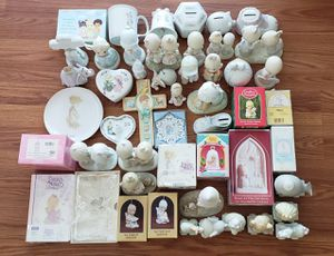 Precious moments lot of 50 pieces for Sale in Lakewood, CO