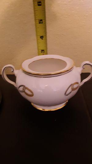 Tuscan fine English bone china Sugar Bowl for Sale in Lakeside, AZ