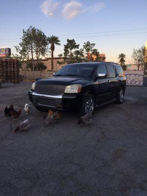 Armada Nissan 2004 4,500 OBO for Sale in Las Vegas, NV