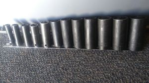 3/8drive socket snap on tools set for Sale in Richmond, CA
