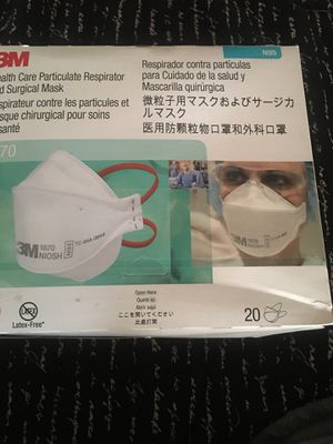 3M health care mask for Sale in Fresno, CA
