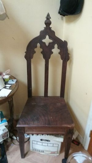 Antique Papal Chair for Sale in US