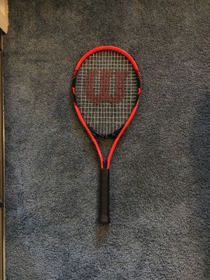 Wilson Federer tennis Racket for Sale in Arvada, CO