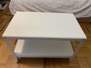 IKEA Coffee Table with wheels for Sale in Washington, DC