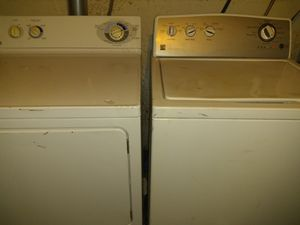 Kenmore washer and dryer for Sale in Evansville, IN