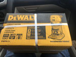 BRAND NEW DEWALT ROUTER for Sale in Wichita, KS