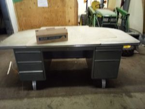 Heavy desk for Sale in Bedford, VA