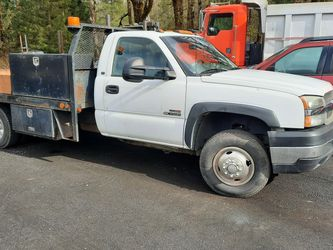 2005 Chevy 3500 for Sale in Chehalis,  WA