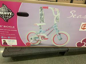 """BRAND NEW HUFFY 16"""" Girls Bike New In Box for Sale in Fontana, CA"""